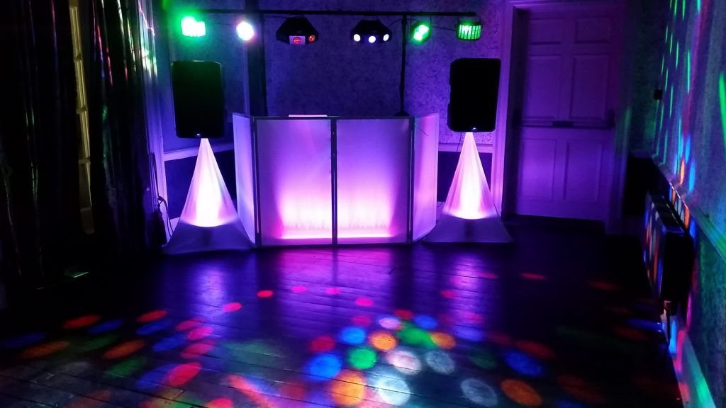 Happy Sounds Mobile Disco - Wedding at Sweeney Hall Country House Hotel
