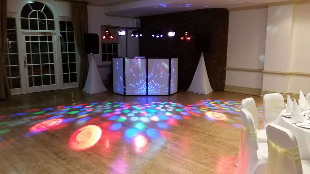 Happy Sounds Mobile Disco - Horse Riding Club - Oswestry Wynstay Hotel
