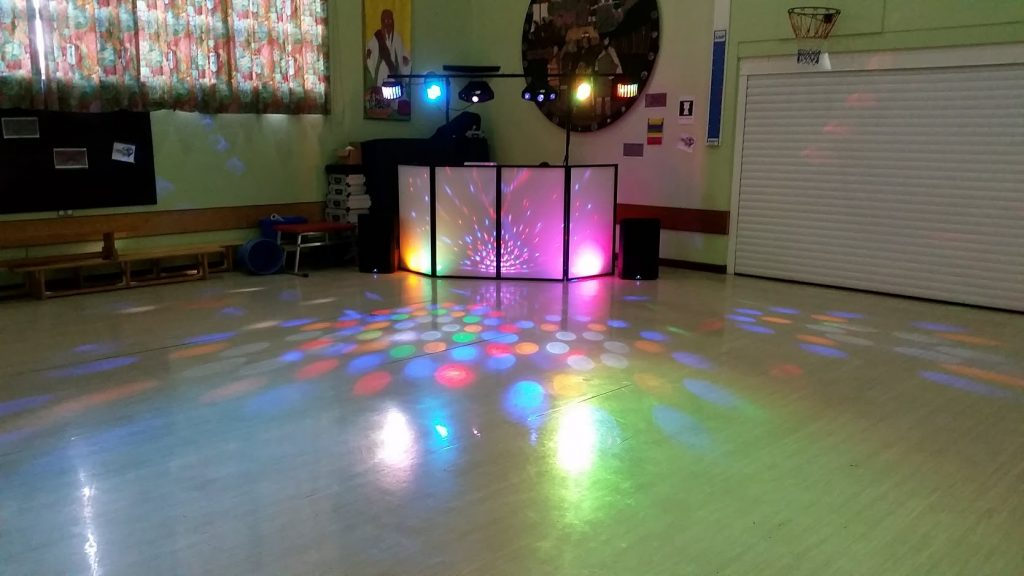 Happy Sounds Mobile Disco - Child Party Bryn Offa School