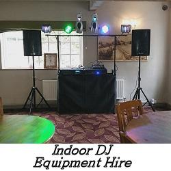 Music Equipment Hire Service - Happy Sounds Mobile Disco