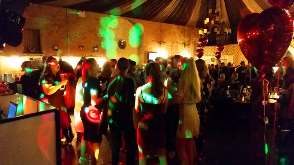 Engagement Party - Happy Sounds Mobile Disco