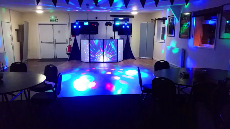 Teen Party - Oswestry Rugby Club - Happy Sounds mobile Disco