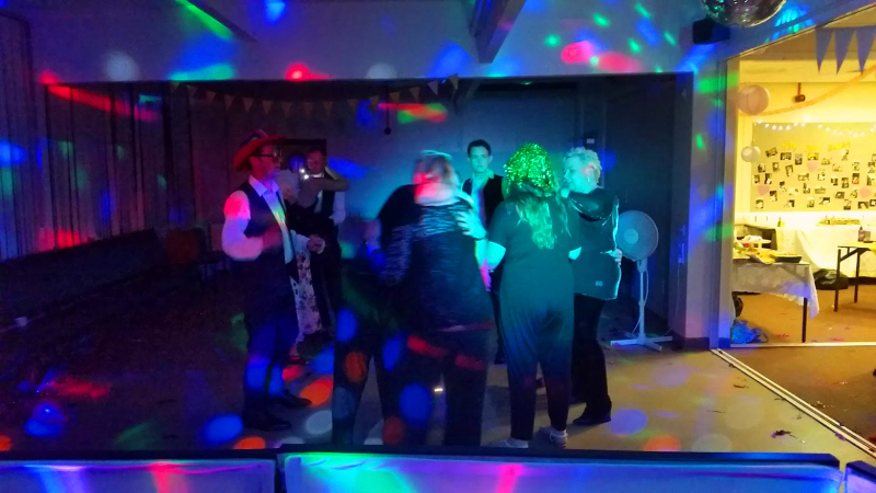 Emma's 30th Birthday - Shropshire Unison Club - Happy Sounds Mobile Disco