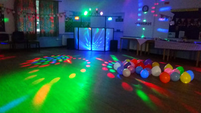 Child Birthday Party - Monkmoor - Happy Sounds Mobile Disco