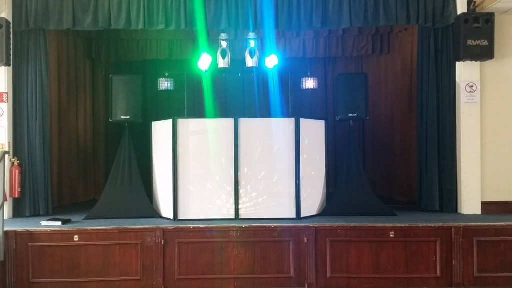 Music Equipment Hire (DJ-Less Hire) - Happy Sounds Mobile Disco
