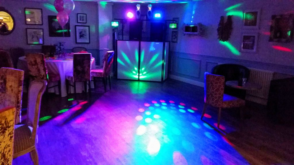 Music Equipment Hire - DJ-less Hire - Happy Sounds Mobile Disco