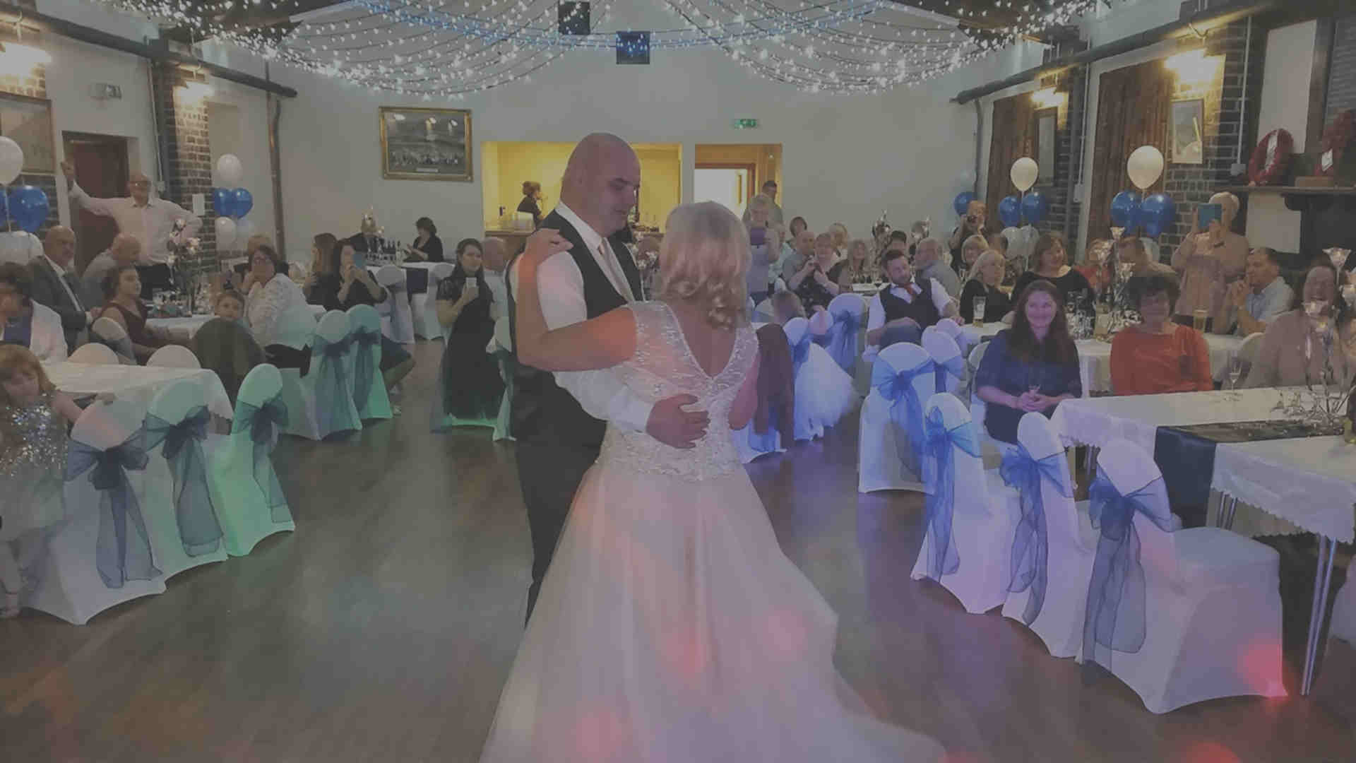 Weddings - First Dance - Happy Sounds Mobile Disco