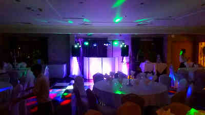 Wedding at Holt Lodge - Happy Sounds Mobile Disco