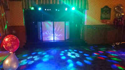 18th Birthday - Happy Sounds Mobile Disco - DJ
