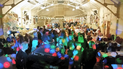 Double Diamond Wedding Anniversary - Pontesbury -Happy Sounds Mobile Disco