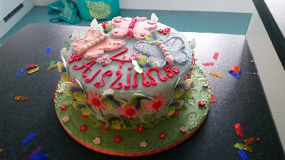 Birthday Cake - Child Disco - Party - DJ - Happy Sounds Mobile Disco