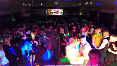 Wedding Reception - Comrades Ellesmere - DJ - Happy Sounds Mobile Disco
