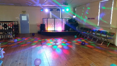 Children's Disco - Whittington - Happy Sounds mobile Disco