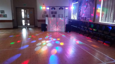 Child Disco - Party - West Felton - DJ - Happy Sounds Mobile Disco