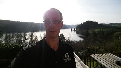 DJ Selfie - Lake Vyrnwy - Happy Sounds Mobile Disco