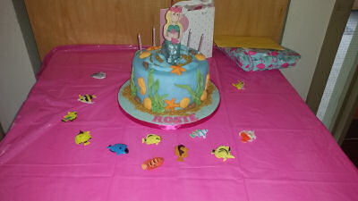 Child Disco - Birthday Cake - Happy Sounds Mobile Disco
