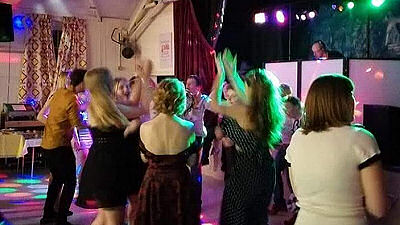 Dancing - Birthday - Happy Sounds Mobile Disco