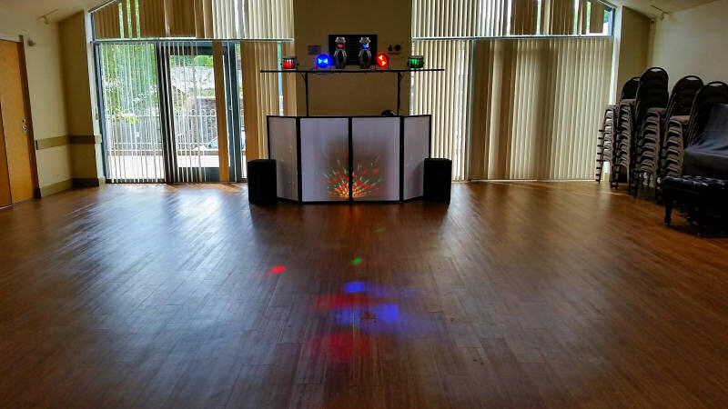13th Birthday Teen Disco - Llanhreadr Village Hall - Happy Sounds Mobile Disco