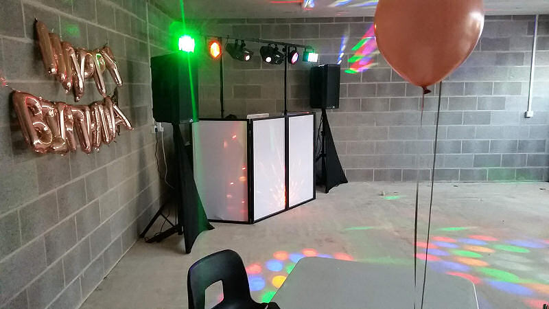 18th Birthday - Trefeglyws - Happy Sounds Mobile Disco