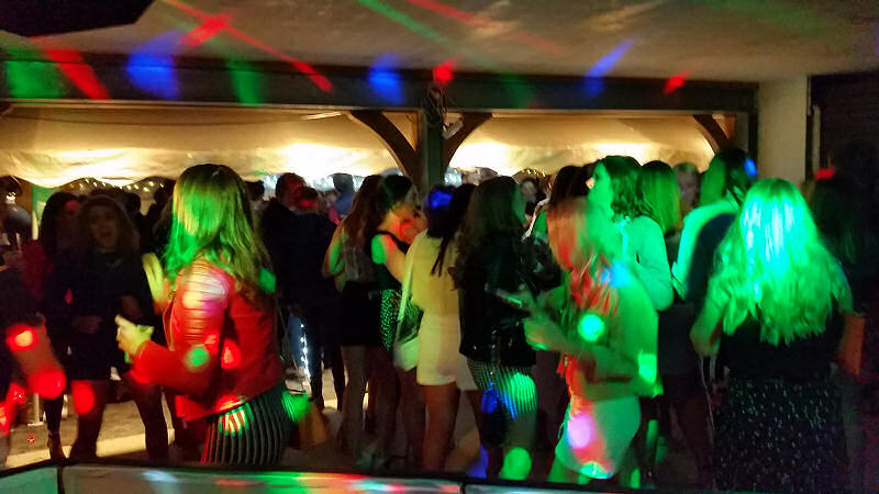 18th Birthday Party - Trefeglyws - Happy Sounds Mobile Disco
