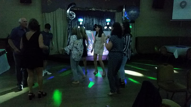 60th Birthday Disco - Monty Club - Happy Sounds Mobile Disco