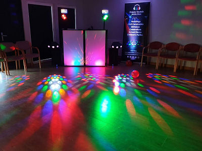 HSMD - Children's Disco - Party Prices