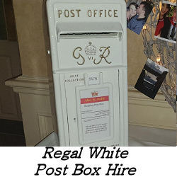 Happy Sounds Mobile Disco - Wedding Post Box Hire